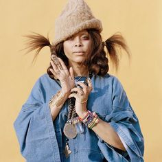 Bless this Unicorn @erykahbadu #pippi wearing 69 Basketball Shirt BTW we have this in stock and BTW now shipping is FREE in the USA sixty-nine.us styled by @jodyroagc