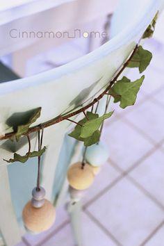 Eine kleine Deko-Idee (Cinnamon Home) Ornamente von Bloomingville