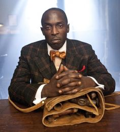 Chalky White, Boardwalk Empire. I've never seen a larger collection of beautiful fabrics on one show.