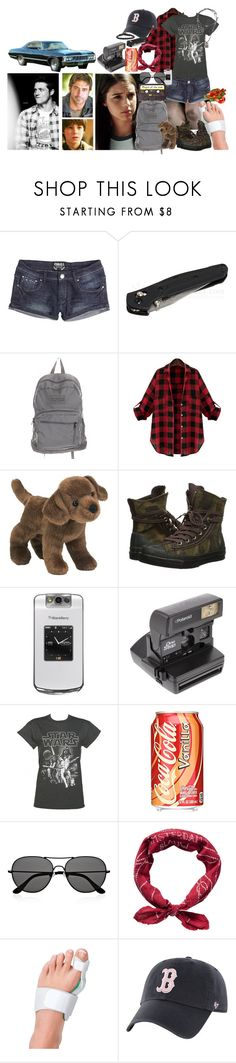"""""""Supernatural Roadtrip"""" by werewolf-gurl ❤ liked on Polyvore featuring Lab, Converse, Morgan, Impossible Project, The Row and Ulla Soucasse"""