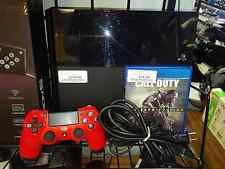 Sony PlayStation 4 (Latest Model)- 500 GB Black Console.  FAST shipping!