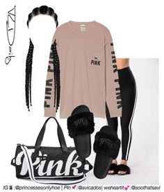 cute lazy day outfits for school Lit Outfits, Lazy Day Outfits, Baddie Outfits Casual, Cute Teen Outfits, Chill Outfits, Sporty Outfits, Dope Outfits, Teen Fashion Outfits, Everyday Outfits