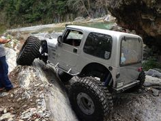 Bad ass Jeep