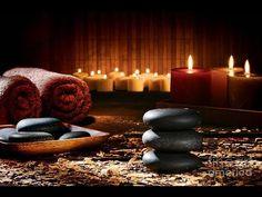 💖Sleeping Music | Relaxing Sleep Music | Deep Sleep Music🎶 - YouTube Stone Cairns, Deep Sleep Music, Zen Style, Soft Towels, Commercial Design, Massage, Royalty Free Stock Photos, Relax, Candles