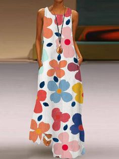 Women's A Line Dresses, Casual Maxi Dresses, Mini Dresses, Cheap Summer Dresses, Looks Plus Size, Vacation Dresses, Swing Dress, Women's Fashion Dresses, Dress Brands