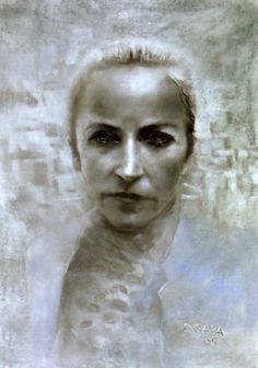 portret - Creative Art in Painting by Gala Artis in Portfolio Portret at Touchtalent