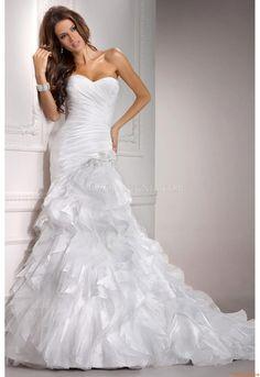 Wedding Dresses Maggie Sottero Cindy Symphony