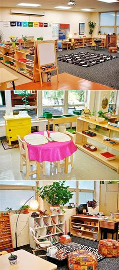 A Comfy, Lived-In Learning Space   30 Epic Examples Of Inspirational Classroom Decor