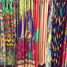 Colorful summer prints are here!