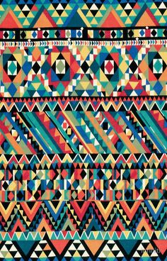 Tribal Pattern by infiniti