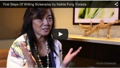 First Steps Of #Writing #Screenplay by Kathie Fong Yoneda at #StoryExpo via http://filmcourage.com/   For more videos, please visit https://www.youtube.com/user/filmcourage  #filmandtelevision #entertainmentindustry #screenwriting101 #script #screenplaywriting #womenwriters