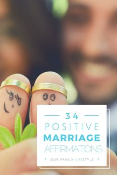 Positive Marriage Affirmations for couples