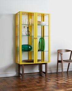 Mobili con anta in vetro on pinterest arredamento house - Mobili in vetro ikea ...