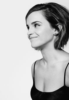 Emma Watson for Esqu