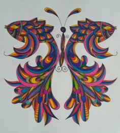Mindfull kleuren Vissen