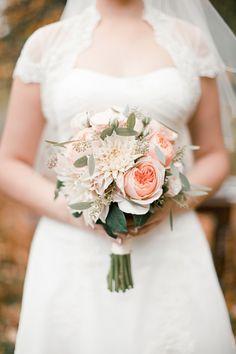 Fall bridal bouquet / Anastasiya Belik Photography