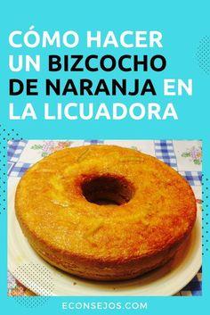Bizcocho de Naranja -