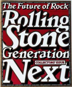 Rolling Stone Covers #650-699