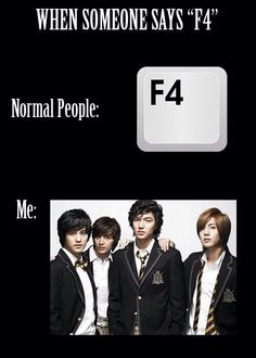 Boys Over Flowers – still my favorite one! The keyboard at work will never be th… Boys Over Flowers – still my favorite one! The keyboard at work will never be the same! V Drama, Drama Fever, F4 Boys Over Flowers, Boys Before Flowers, Kpop Memes, Kdrama Memes, Korean Drama Movies, Korean Actors, Korean Dramas