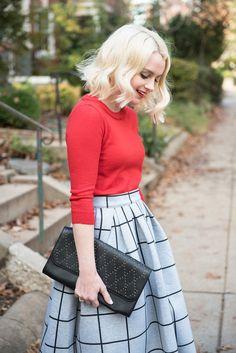 What To Wear To Thanksgiving Dinner - Poor Little It Girl - @poorlilitgirl