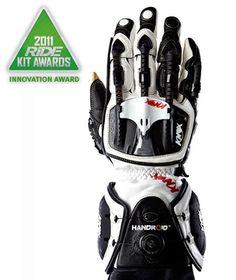 Knox Handroid exo skeletal glove