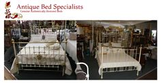 Antique Bed Specialists is one-stop destination if you are looking for an antique bed specialist. We are the most experienced and widely acclaimed antique bed specialists present in market. Apart from being only specialists, we are one of the largest suppliers of antique brass beds, iron bed, timber and brass beds too. So, come at us with your specific requirement. We can make you satisfied with our optimum quality and service affordability.  Visit: http://antiquebedspecialists.com.au/