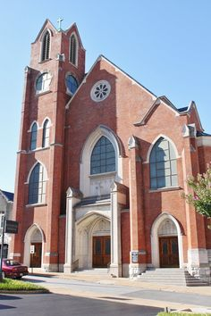 Sts Peter & Paul Basilica, Chattanooga