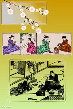 Downloadable Japanese scene