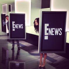 I LOVE E! News!!!!