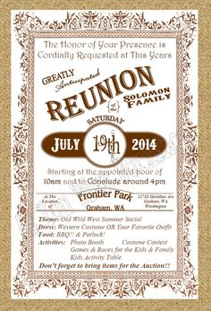 Weeding Invitation  Our Wedding  Country Romantic