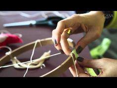 Manhã Viva: Artesanato - Móbile para quarto de bebê 27/06/14 - YouTube
