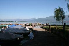 il Porticciolo di Cazzago Brabbia sul Lago di Varese