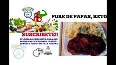 PURE DE PAPAS Nuevas Ideas, Keto Recipes, Beef, Easy, Food, Ketogenic Recipes, Diets, Cooking, Meat