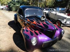 Central Coast Street Rodders Car Club Annual Car Show | Hotrod Hotline
