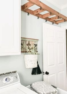 Laundry Room | Bless This Nest