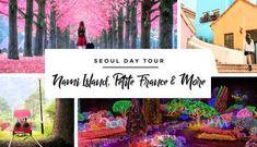 Seoul Itinerary & DIY Travel Guide for South Korea: 5 Days (More or Less) – I am Aileen Seoul Korea Travel, Vietnam Travel, Thailand Travel, Japan Travel, Nami Island Korea, Seoul Itinerary, Cities In Korea, Top 10 Instagram, Busan South Korea