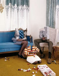 Surreal manipulations of memory by Weronika Gesicka | Photography | HUNGER TV
