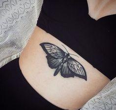 #Falena #Tattoo