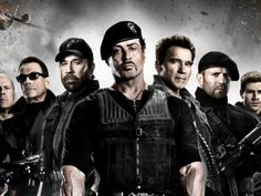 Harrison Ford Will Be In The Expendables 3, But Bruce Willis Won't Be