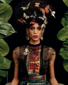 Lily Lightburn wears Valentino Resort 2017 dress in Magical Realism for Mexican Vogue • • • • • #instalike #valentino #magazine #pretty #cute #beautiful #love #colorful #blog #blogger #follow #followme #instagood #instamood #fashionblog #hot #amazing #beauty #fashionblog #likeforlike #followforfollow #f4f #couture #hautecouture #glamour #chic #style #trend #fashion #instafashion #Valentinoeditorials