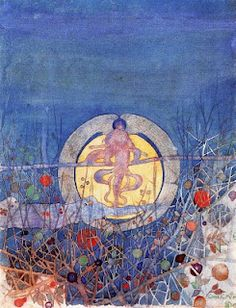 Charles Rennie Mackintosh - Full Moon in September