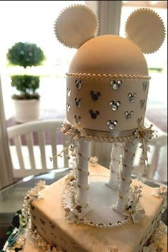 another cake for @Carly Morgan & Wedding Cake Wednesday!
