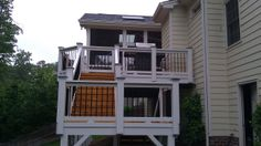 Screen Porch in Cary
