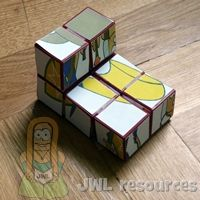 This is such a fun craft making a folding cube covered in images taken from the Gideon story. Full picture instructions and accompanying images available. Sunday School Projects, Sunday School Lessons, School Ideas, Gideon Bible, Picture Cube, Bible Story Crafts, Preschool Bible, Vbs Crafts, Bible For Kids