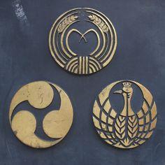 https://flic.kr/p/7XXpzE   emblems   @花園神社