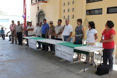 Sedesol y Santa Gertrudis, Zimatlán unen esfuerzos en beneficio de sus habitantes.
