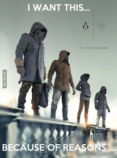 AAAAAAAAAAAAAAAAAH YES PLEASE  AC Clothing https://www.musterbrand.com/collections/assassin-s-creed