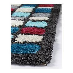 Teppich ikea bunt  SINNERLIG Teppich flach gewebt - IKEA   Interior   Pinterest ...
