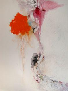 """Unspoken, II (2012)    14x17"""" on bristol vellum"""