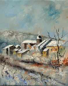 Chassepierre, by Pol Ledent
